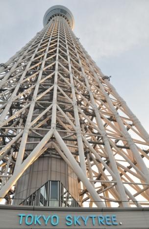11May14: @ Tokyo Skytree