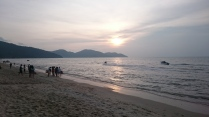 Sunset at Penang