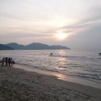 Sunset at Penang