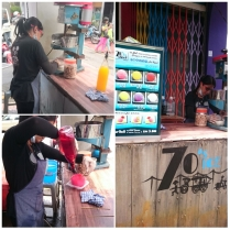 Ice ball (RM3) - the best remedy on a very hot day!