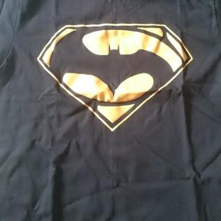 Getting ready for Batman vs Superman: Dawn of Justice
