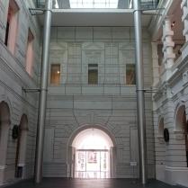 Inside Victoria Theatre