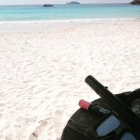 Redang: Life's a beach!