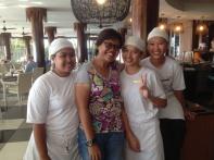 Feast Village Staff