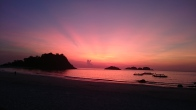 Sunrise at Redang!