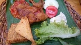 Nagoya Hill - First meal in Batam