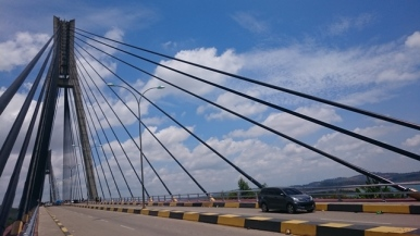 Barelang Bridge I