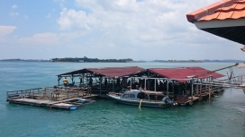 Barelang Seafood - The Kelong