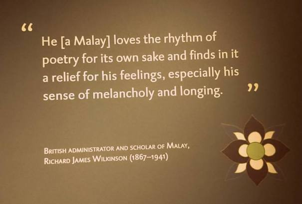 Malay Proverb